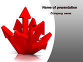 Consulting: Rise PowerPoint Template #06912