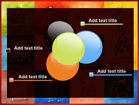 Childish Theme PowerPoint Template Slide 10