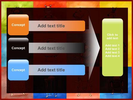 Childish Theme PowerPoint Template Slide 12