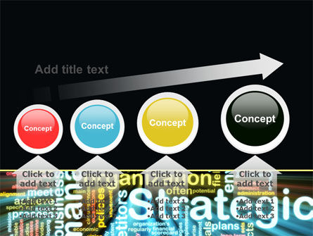 Strategic Management PowerPoint Template Slide 13
