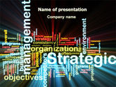 Business: Strategic Management PowerPoint Template #06919