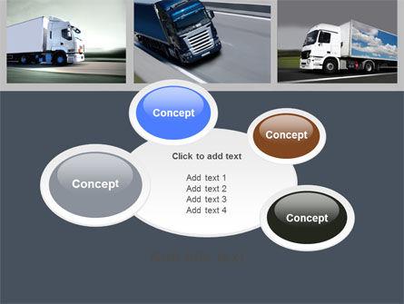 Trailer Trucks PowerPoint Template Slide 16