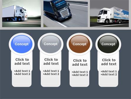 Trailer Trucks PowerPoint Template Slide 5