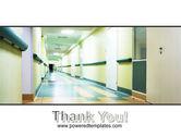 Hospital Hallway PowerPoint Template#20