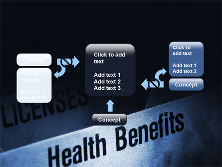 Health Benefits PowerPoint Template Slide 13
