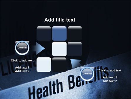 Health Benefits PowerPoint Template Slide 16