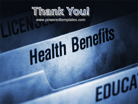 Health Benefits PowerPoint Template Slide 20