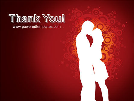 Romance PowerPoint Template Slide 20