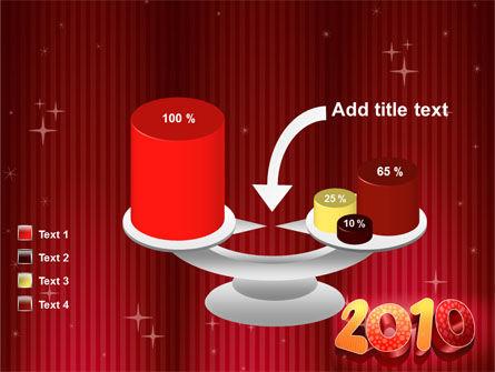 N 2010 Yr PowerPoint Template Slide 10