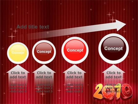 N 2010 Yr PowerPoint Template Slide 13