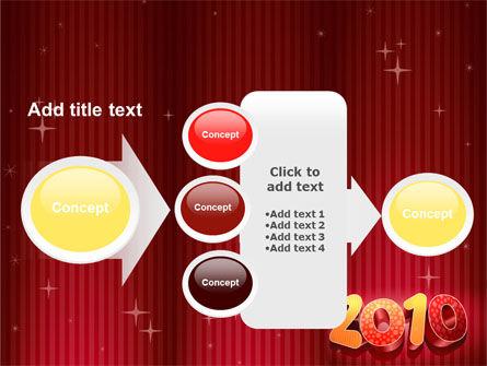 N 2010 Yr PowerPoint Template Slide 17