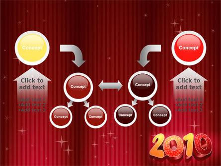 N 2010 Yr PowerPoint Template Slide 19