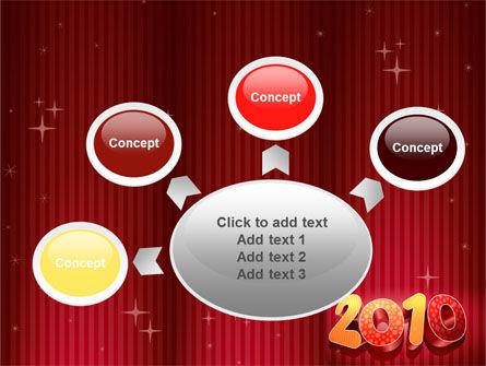 N 2010 Yr PowerPoint Template Slide 7
