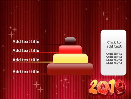 N 2010 Yr PowerPoint Template Slide 8