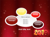 N 2010 Yr PowerPoint Template#16