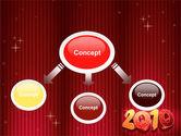 N 2010 Yr PowerPoint Template#4
