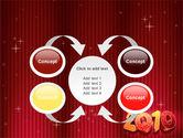 N 2010 Yr PowerPoint Template#6