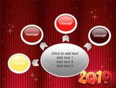 N 2010 Yr PowerPoint Template#7