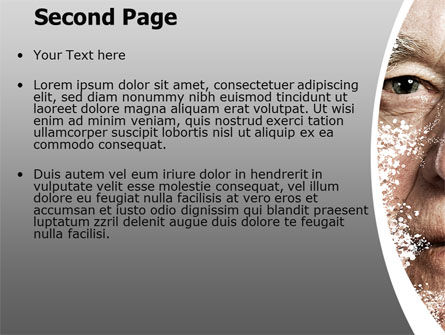 Ice Age PowerPoint Template Slide 2