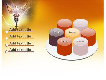 Caduceus PowerPoint Template Slide 12