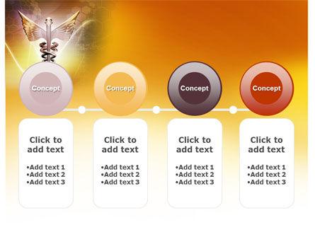Caduceus PowerPoint Template Slide 5
