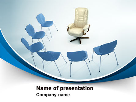 Coaching PowerPoint Template, 06953, Consulting — PoweredTemplate.com