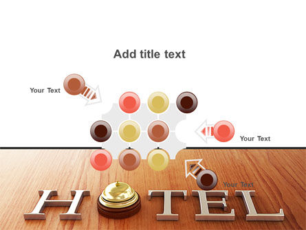 Hotel Check-in PowerPoint Template Slide 10