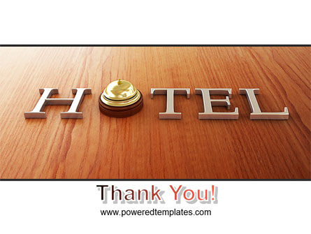 Hotel Check-in PowerPoint Template Slide 20