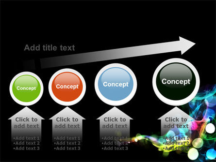 Color Circles PowerPoint Template Slide 13