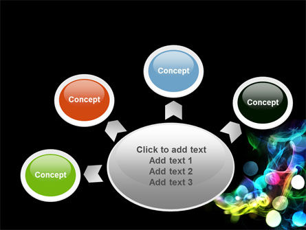 Color Circles PowerPoint Template Slide 7