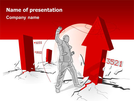 Rating Winner PowerPoint Template