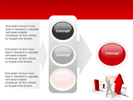 Rating Winner PowerPoint Template Slide 11