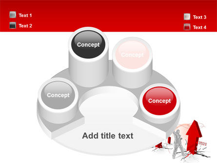 Rating Winner PowerPoint Template Slide 12