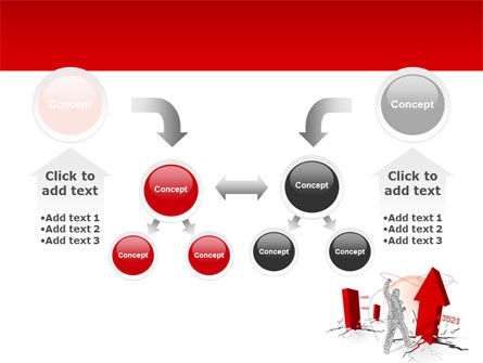 Rating Winner PowerPoint Template Slide 19