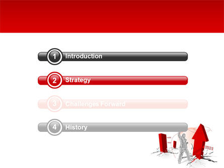 Rating Winner PowerPoint Template Slide 3