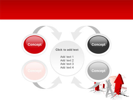 Rating Winner PowerPoint Template Slide 6