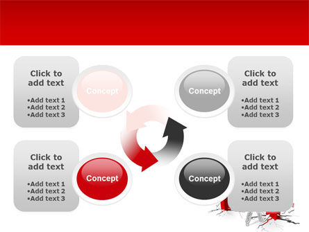 Rating Winner PowerPoint Template Slide 9