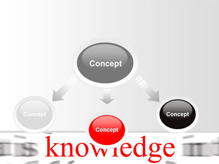 Focus on Knowledge PowerPoint Template Slide 4