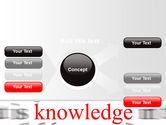 Focus on Knowledge PowerPoint Template#14