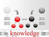 Focus on Knowledge PowerPoint Template#19