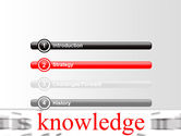 Focus on Knowledge PowerPoint Template#3