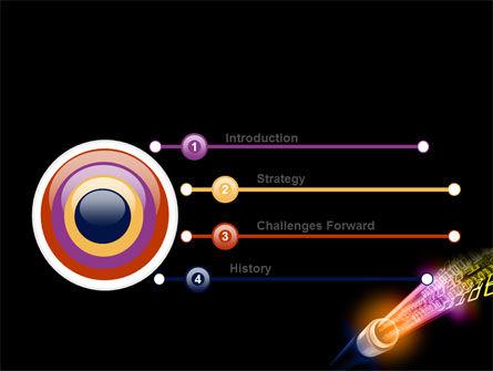 Internet Connection Services PowerPoint Template, Slide 3, 06962, Telecommunication — PoweredTemplate.com