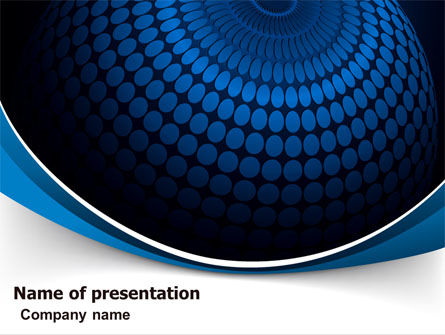 Sphere PowerPoint Template