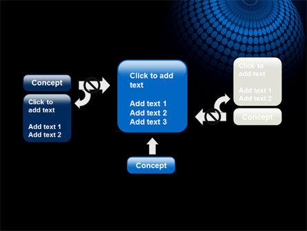 Sphere PowerPoint Template Slide 13