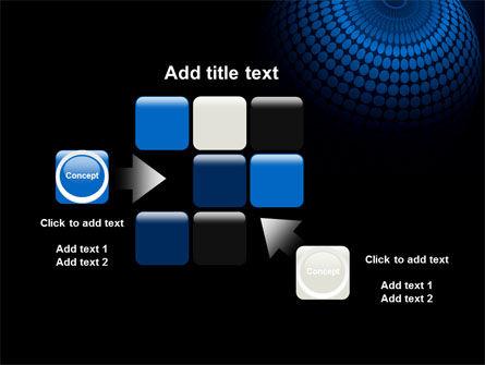 Sphere PowerPoint Template Slide 16