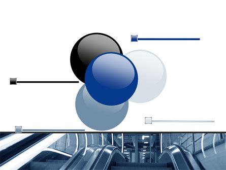 Escalator PowerPoint Template Slide 10