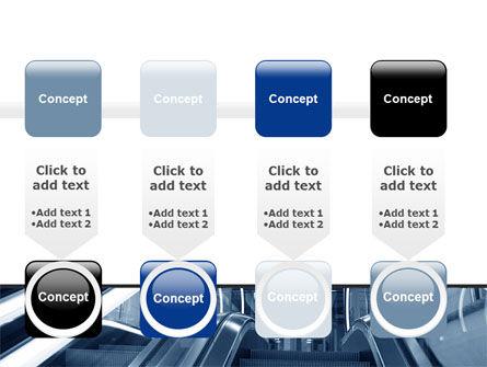 Escalator PowerPoint Template Slide 18