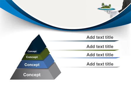 Atoll PowerPoint Template, Slide 4, 06979, Health and Recreation — PoweredTemplate.com
