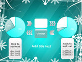 Winter Frame Background PowerPoint Template#11