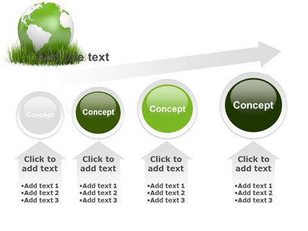 Growing World PowerPoint Template Slide 13